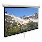 "BRITE Motorized 96"" [MR-2424] - Proyektor Screen Motorize"